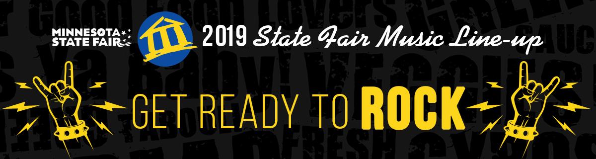 2019 State Fair Music Lineup
